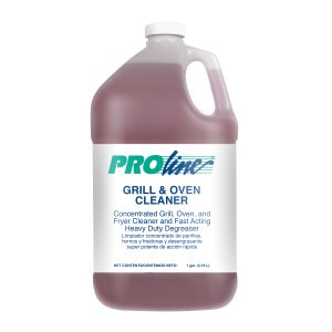 proline grill and oven cleaner