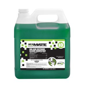 MixMATE™ MicroTECH™ Non-Acid Restroom Cleaner Disinfectant