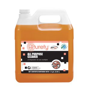 Surety™ MicroTECH™ All Purpose Cleaner