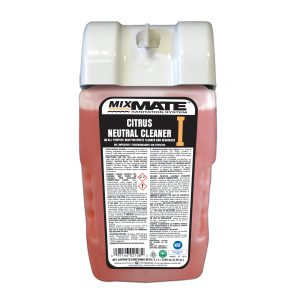 MixMATE™ Citrus Neutral Cleaner