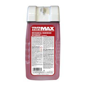 MiniMAX Mechanical Warewash Detergent
