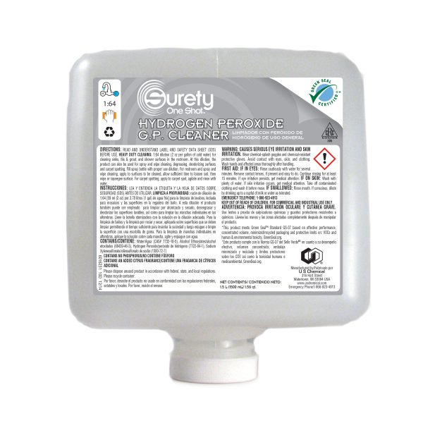 4617690_SURETY_ONESHOT_HYDROGEN_PEROXIDE_GP_CLEANER_1500mL