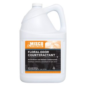Misco Floral Odor Counteractant