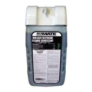 MixMATE™ Non-Acid Restroom Cleaner Disinfectant