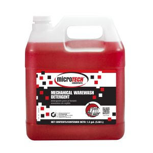 MicroTECH™ Mechanical Warewash Detergent