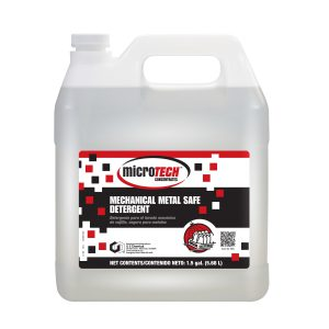 MicroTECH™ Mechanical Metal Safe Detergent