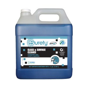 Surety™ MicroTECH™ Glass & Surface Cleaner
