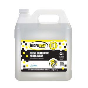 MicroTECH™ Fresh Linen Odor Neutralizer