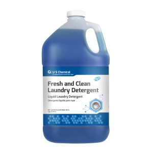 USC Fresh and Clean Laundry Detergent