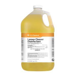 USC Lemon Cleaner Disinfectant