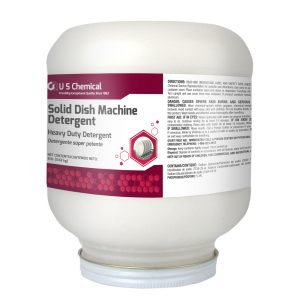 USC Solid Dish Machine Detergent