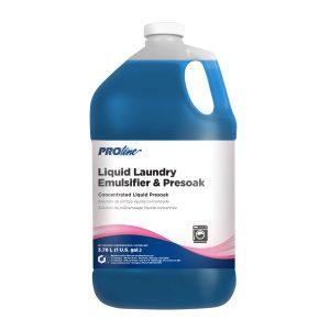 Proline™ Liquid Laundry Emulsifier & Presoak