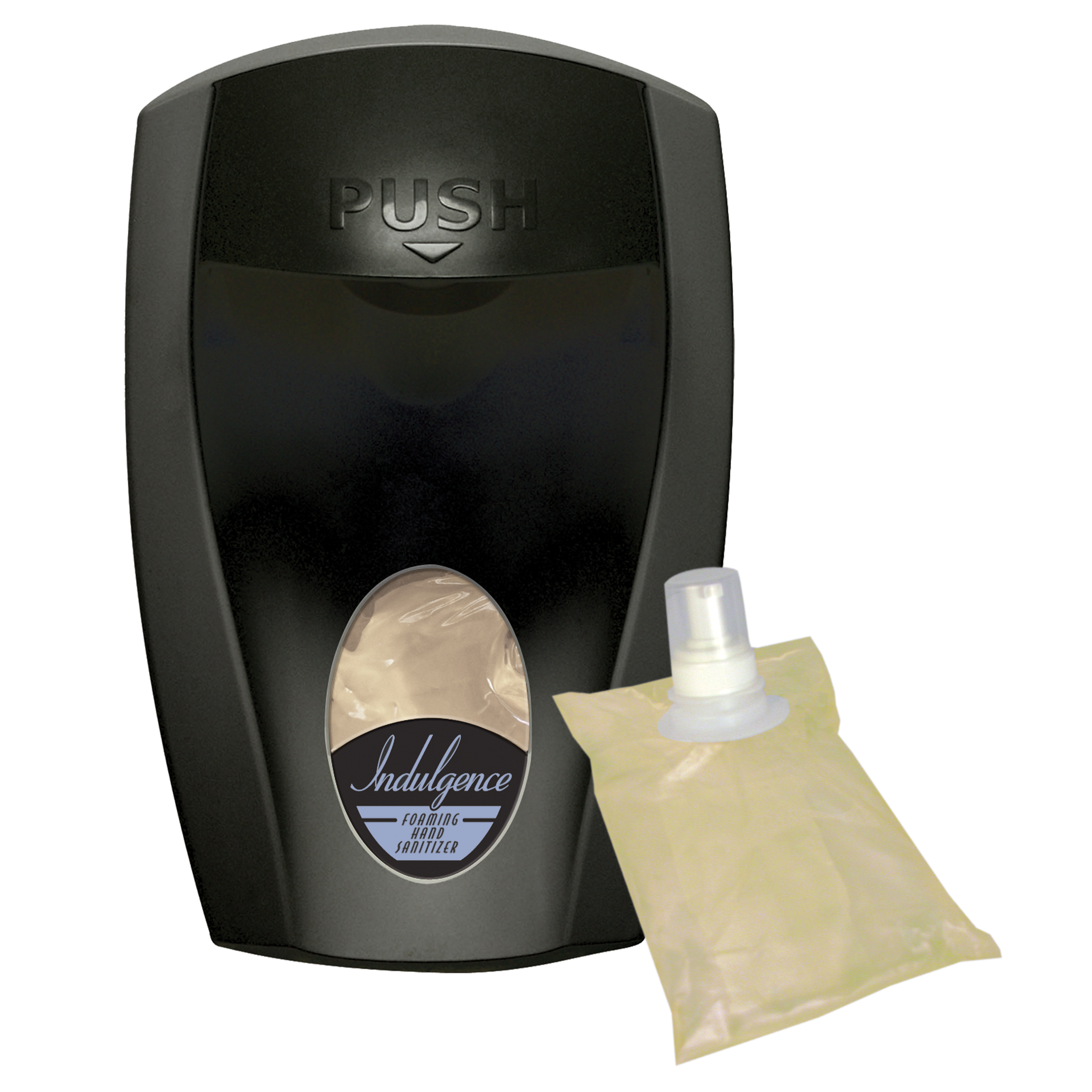 4493341_INDULGENCE_FOAMING_HAND_SANITIZER_1000ML_DISPENSER_BAG