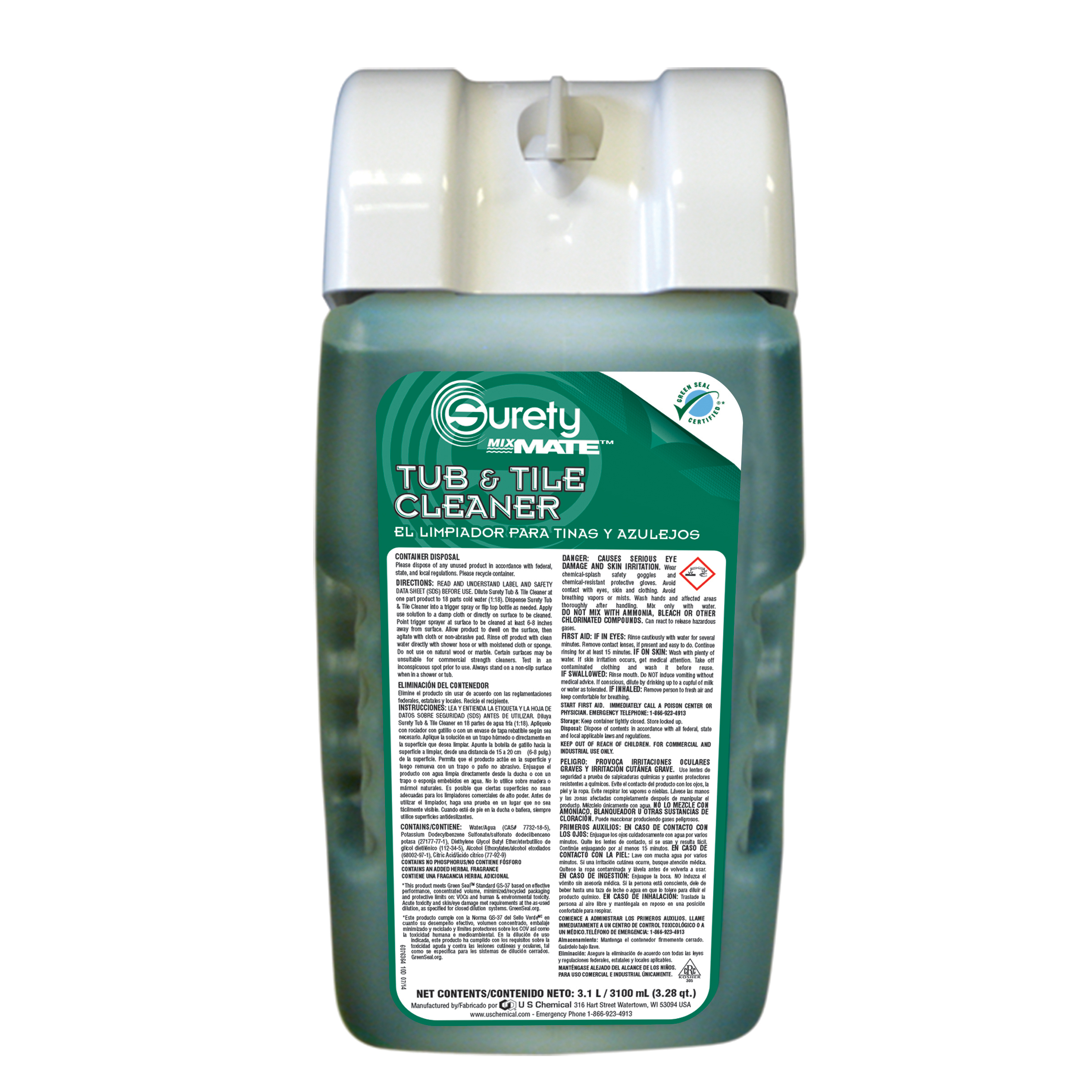 5018576_TUB_TILE_CLEANER_3100ML