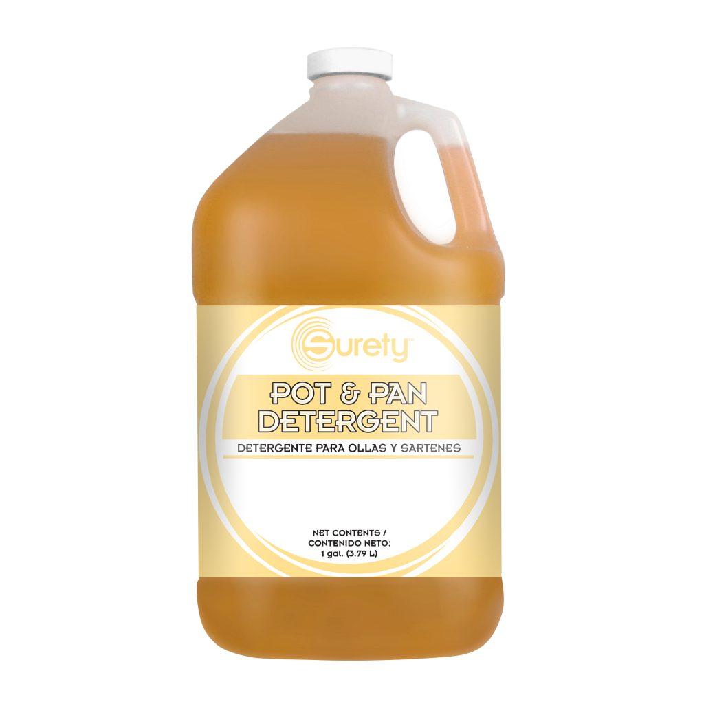 Surety™ Pot & Pan Detergent