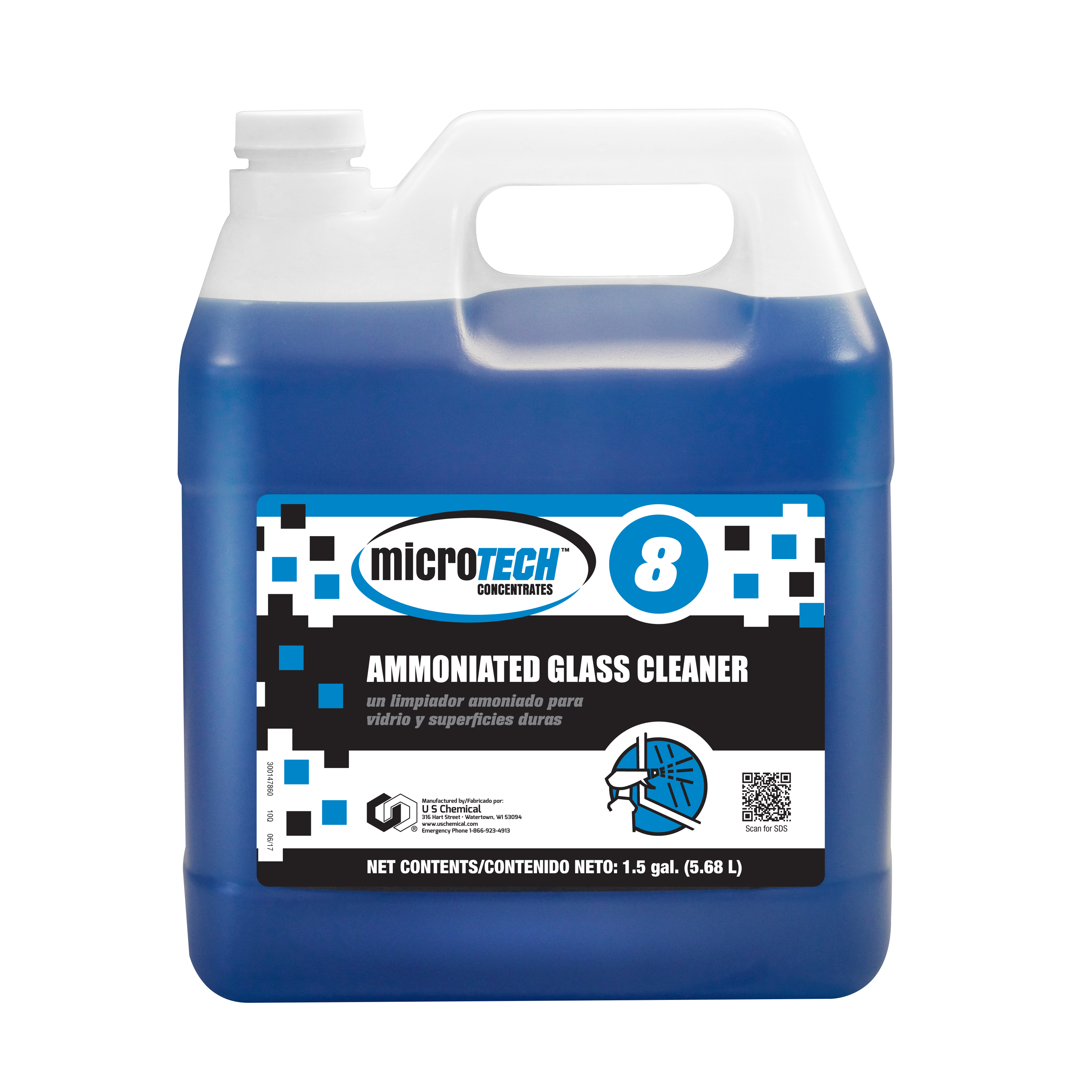 5374415_AMMONIATED_GLASS_CLEANER