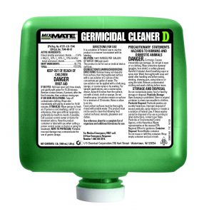 MixMATE™ Germicidal Cleaner D